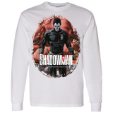 Shadowman 1 - LS T-Shirt