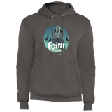 Faith 3 - Fleece Pullover Hoodie