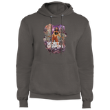 Secret Weapons 3 - Fleece Pullover Hoodie