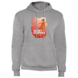 Secret Weapons 6 - Fleece Pullover Hoodie