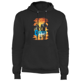 Quantum and Woody 6 - Fleece Pullover Hoodie
