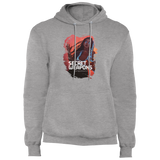 Secret Weapons 2 - Fleece Pullover Hoodie