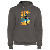 Quantum and Woody 7 - Fleece Pullover Hoodie