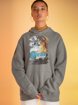 Quantum and Woody 3  Fleece Pullover Hoodie