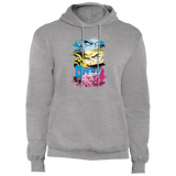 Quantum and Woody 2 - Fleece Pullover Hoodie