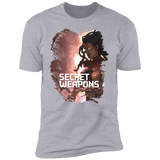 Secret Weapons 1 - Premium T-Shirt