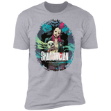 Shadowman 6 - Premium T-Shirt