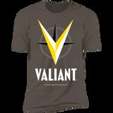 Yellow Compass Logo- Premium T-Shirt