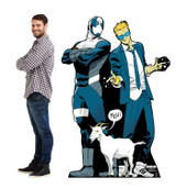 Quantum and Woody Standee - Life Sized Cut Out