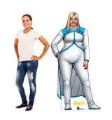 Faith Standee - Life Sized Cut Out