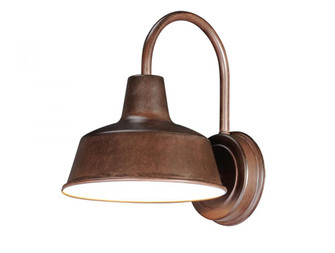 Pier M 1-Light Outdoor Wall Sconce (19 35015EB)