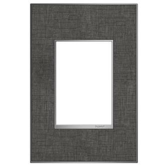 Slate Linen, 1-Gang + Wall Plate (1452|AWM1G3SL4)