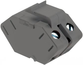 Single Keystone Speaker Connector (1452|ACSSIM1)
