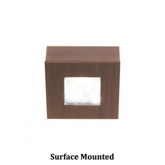 Square LED Button Light (16|HR-LED87S-27-CB)