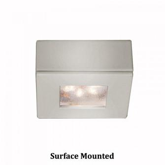 Square LED Button Light (16|HR-LED87S-27-BN)