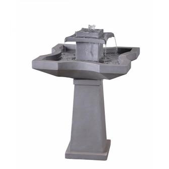 Quad Outdoor Floor Fountain (67|51057CON)