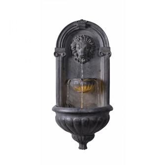Royal Indoor/Outdoor Wall Fountain (67|51043ZC)