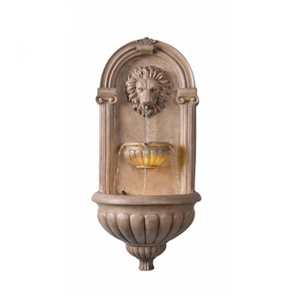 Royal Indoor/Outdoor Wall Fountain (67|51043SNDST)