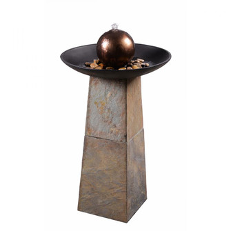 Orb Outdoor Floor Fountain (67|51037SL)