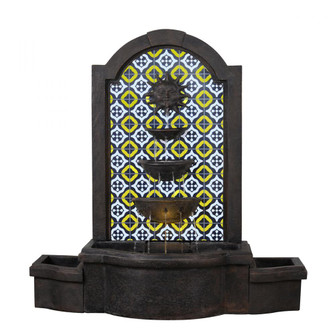 Daybreak Indoor/Outdoor Floor Fountain (67|51036BRZ)