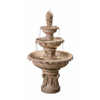 Ibiza Outdoor Floor Fountain (67|51010SNDST)