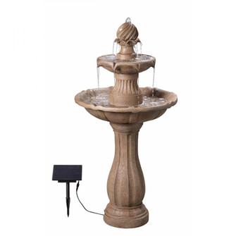 Frost Outdoor Solar Floor Fountain (67|51009SNDST)