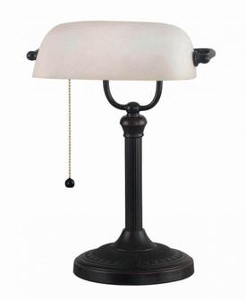 Amherst Banker Lamp (67 21394ORB)