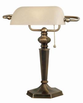 Mackinley Banker Lamp (67 20615GBRZ)