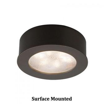 Round LED Button Light (16|HR-LED87-27-DB)