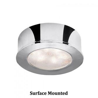 Round LED Button Light (16|HR-LED87-27-CH)
