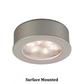 Round LED Button Light (16|HR-LED87-27-BN)