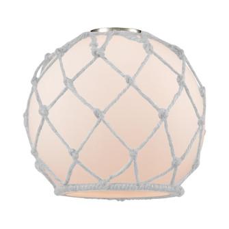 Farmhouse Rope Glass (3442|G121-8RW)