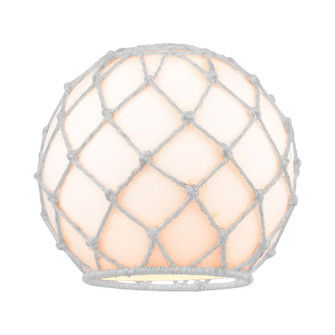 Large Farmhouse Rope Glass (3442|G121-10RW)