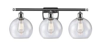 Athens Bath Vanity Light (3442 516-3W-PC-G124-LED)
