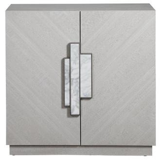 Uttermost Viela Gray 2 Door Cabinet (85 25098)