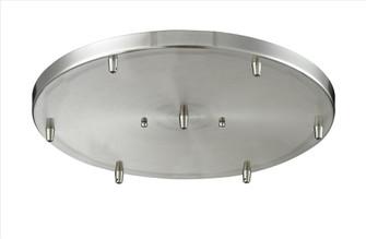 6 Light Pan Accessory (3442|212-SN)