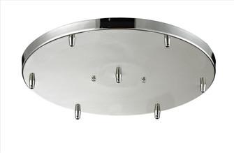 6 Light Pan Accessory (3442|212-PN)