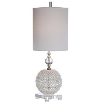 Uttermost Mazarine Open Ceramic Buffet Lamp (85|29741-1)