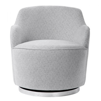 Uttermost Hobart Casual Swivel Chair (85 23529)