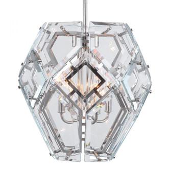 Uttermost Noorvik 4 Light Geometric Pendant (85 22172)
