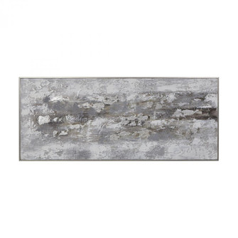 Uttermost Weathered Stone Hand Painted Canvas (85|37000)