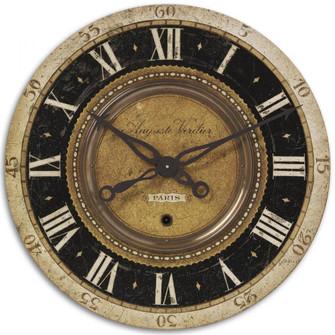 Uttermost Auguste Verdier 27'' Wall Clock (85|06028)