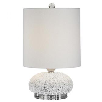 Uttermost Dellen White Floral Buffet Lamp (85|29665-1)