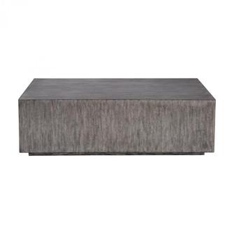 Uttermost Kareem Modern Gray Coffee Table (85 25443)