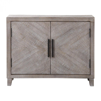Uttermost Adalind White Washed Accent Cabinet (85 24873)