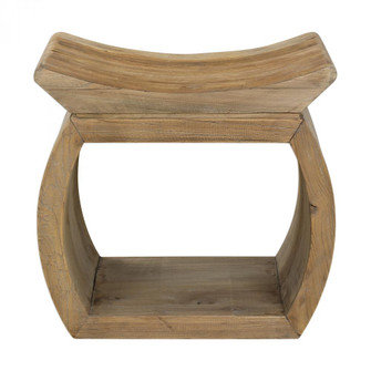 Uttermost Connor Elm Accent Stool (85 24814)