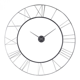 Uttermost Carroway Art Deco Wall Clock (85|06458)