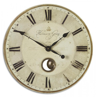 Uttermost Harrison Gray 23'' Clock (85|06032)