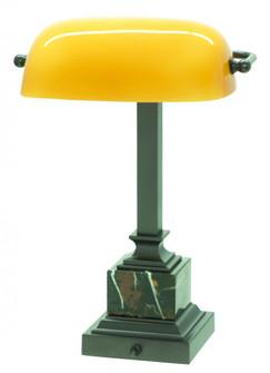 Shelburne Bankers Desk Lamp (34 DSK430-MB)