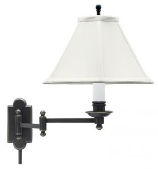Club Wall Swing Arm Lamp (34|CL225-OB)
